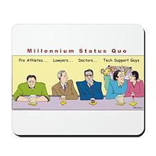 Millennium Status Quo Mousepad