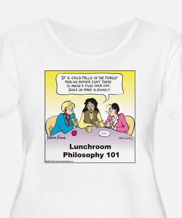 Lunchroom Philosophy T-Shirt