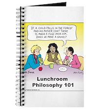 Lunchroom Philosophy Journal