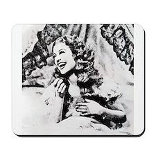 Jeanette MacDonald Mousepad