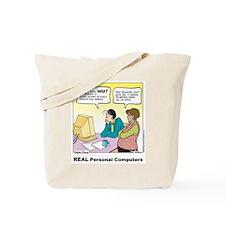 REAL Personal Computers Tote Bag