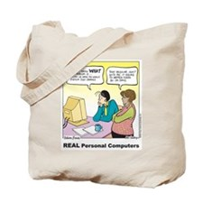 REAL Personal Computers Tote Bag