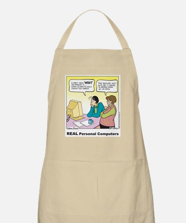 REAL Personal Computers Apron