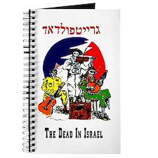 Color Deadhead Israel Journal