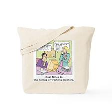 Dust Mites Tote Bag