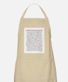 Everything I Need to Know abo Apron