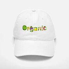 Organic Baseball Baseball Cap