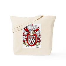 Fabian Coat of Arms Tote Bag
