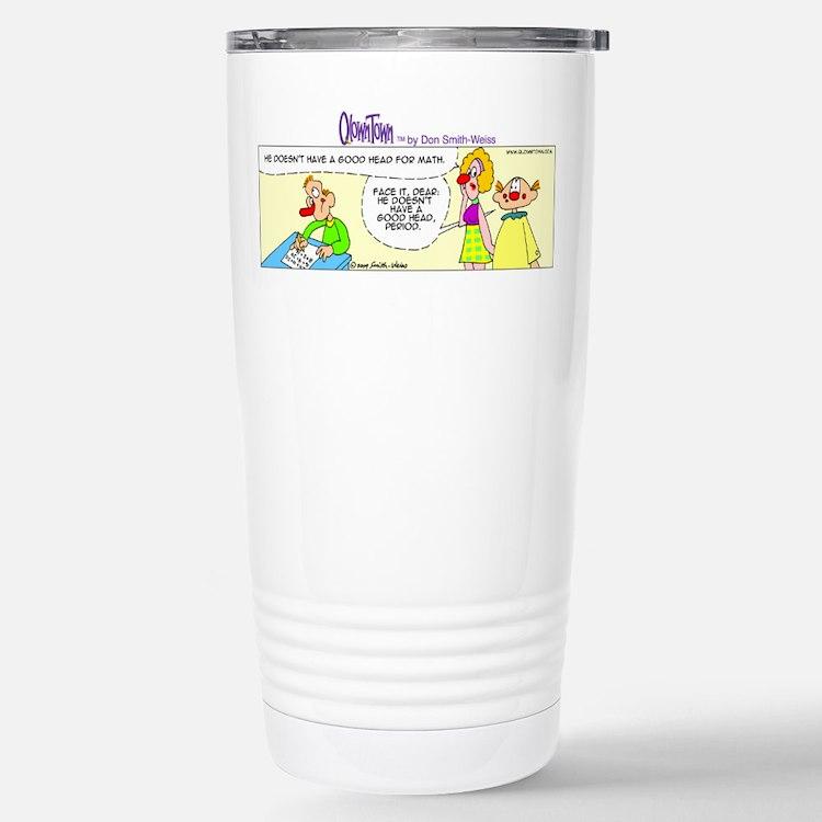 Cute Family circus Travel Mug