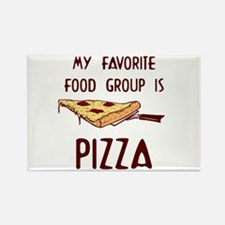Pizza Lovers Rectangle Magnet (10 pack)