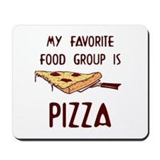 Pizza Lovers Mousepad
