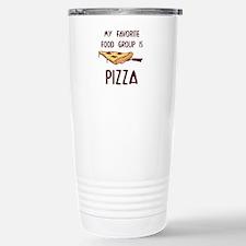 Pizza Lovers Travel Mug