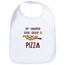 Pizza Lovers Bib