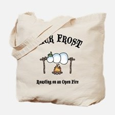 Jack Frost Roast Tote Bag