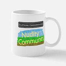 Nudity Communes - Mug