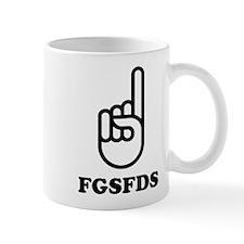 FGSFDS logo Mug