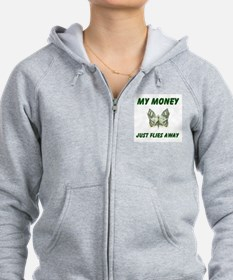 THERE GOES MORE! - Zip Hoodie