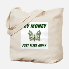 THERE GOES MORE! - Tote Bag