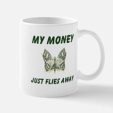 THERE GOES MORE! - Mug