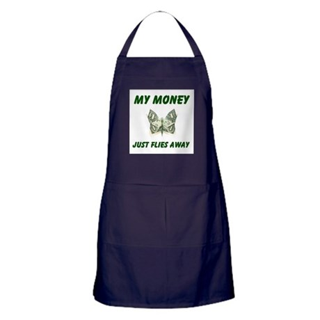 THERE GOES MORE! - Apron (dark)