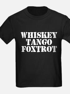 Whiskey Tango Foxtrot T
