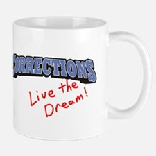 Corrections - LTD Mug