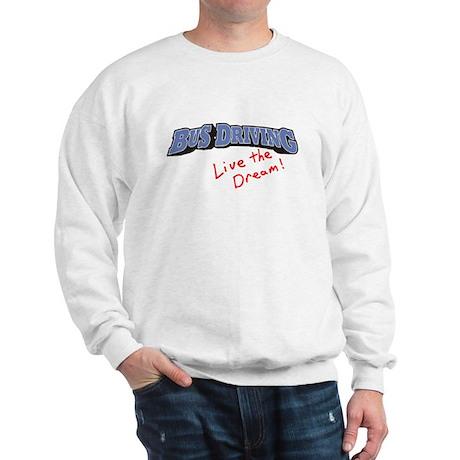 Bus Driving - LTD Sweatshirt