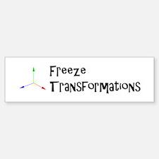Freeze Transformations (Bumper)