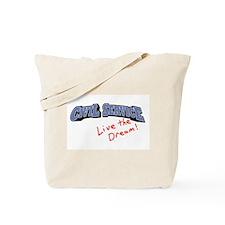 Civil Service - LTD Tote Bag