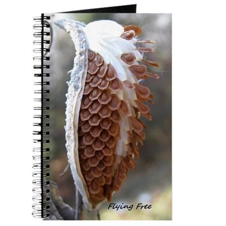 Flying Free Milkweed Journal
