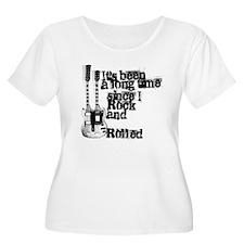 Been a Long Time Since I Rock T-Shirt