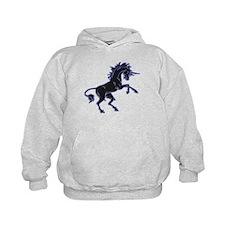 Black Unicorn Hoody