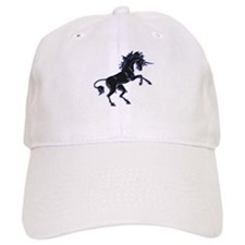 Black Unicorn Baseball Cap