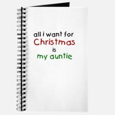 All I want for Christmas is m Journal