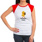 Geocache Chick Women's Cap Sleeve T-Shirt