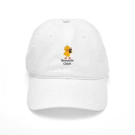 Geocache Chick Cap