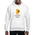 Geocache Chick Hooded Sweatshirt