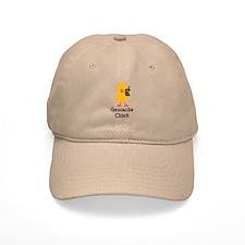Geocache Chick Baseball Cap