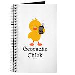 Geocache Chick Journal