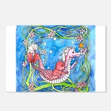 Sea Dragon's Quest Postcards (Package of 8)
