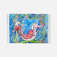 Sea Dragon's Quest Rectangle Magnet