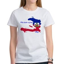 Rabbit Hash Politcal Dog T-Shirt