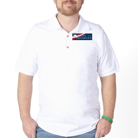 Mitt Romney 2012 Golf Shirt