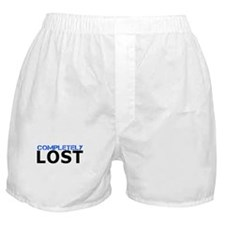 Completely Lost Boxer Shorts