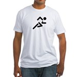 Jiggle Stopper Fitted T-Shirt