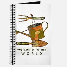 Garden Tools Journal