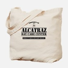 ALCATRAZ DAYCARE Tote Bag