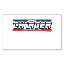 ChargerX Rectangle Decal
