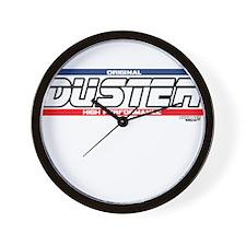 DusterX Wall Clock