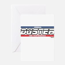 DusterX Greeting Card
